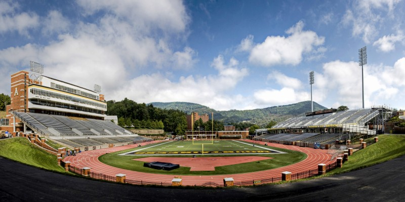 Appalachian State University Kid Brewer Baseball Stadium