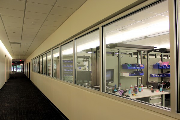 ARAMARK Healthcare Technology and Innovation Center Interior