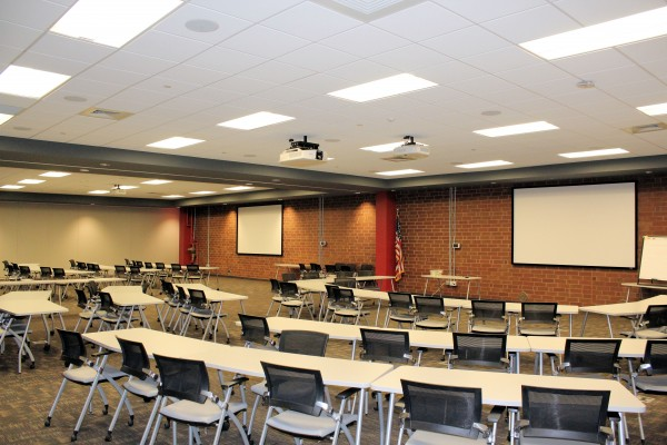ARAMARK Healthcare Technology and Innovation Center Classroom