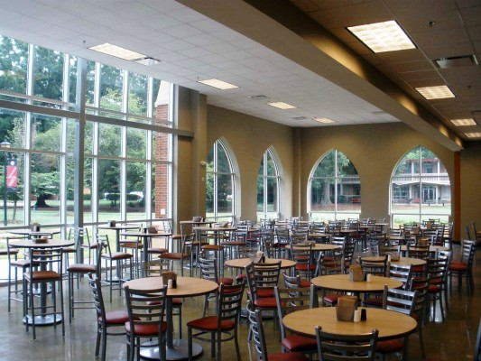 Belmont Abbey Dining Hall