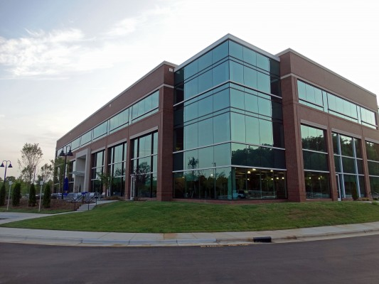 Biologics Office Building Exterior