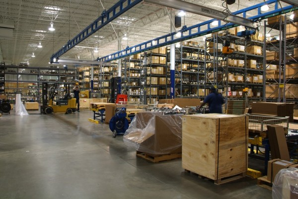 Bosch Rexroth Interior Warehouse