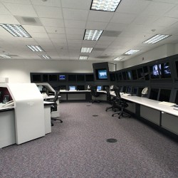 Carolinas HealthCare Data Center Office Interior