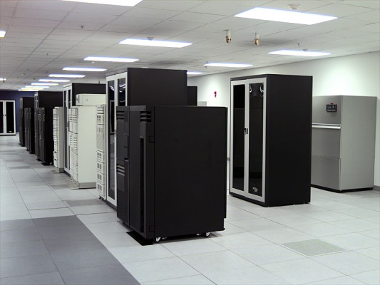 Carolinas HealthCare Data Center Servers