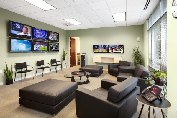 ESPN SEC Network Green Room