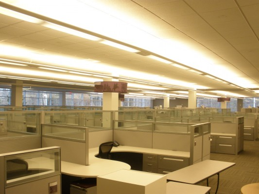 Electrolux Headquarters Expansion Work Space
