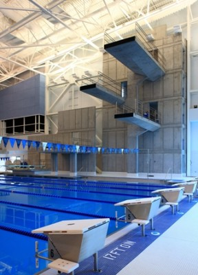 Greensboro Aquatic Center Diving