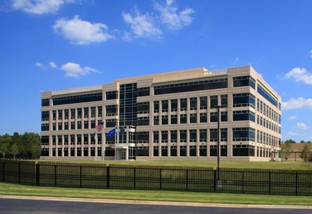 GSA Data Center Exterior Shot