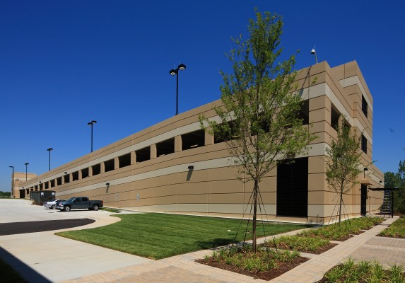 GSA Data Center Alternate Exterior