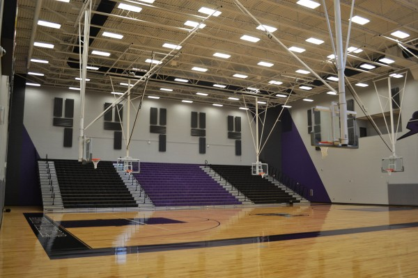 Gaston High School Gym