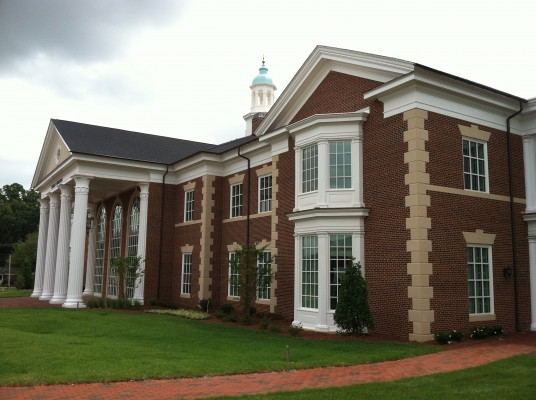 High Point University School of Education Exterior