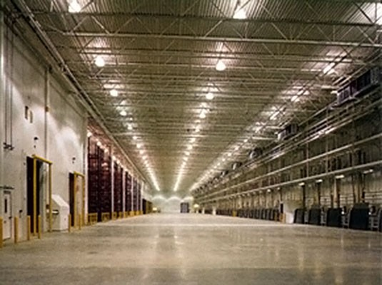 Harris Teeter Cold Storage Interior