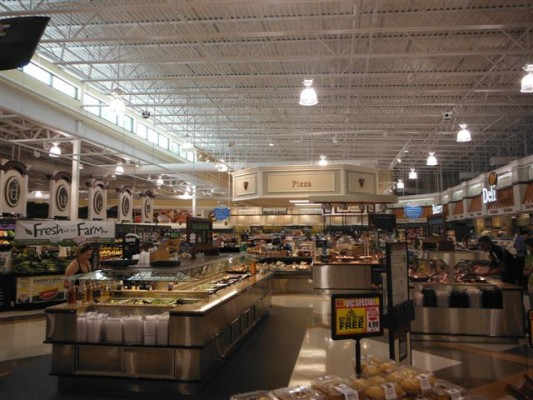 Harris Teeter Sea Pines Interior