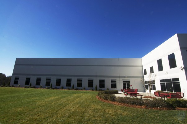 Honeywell Expansion Tilt Panel Warehouse Exterior