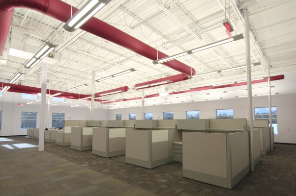 Honeywell Expansion Interior Work Space