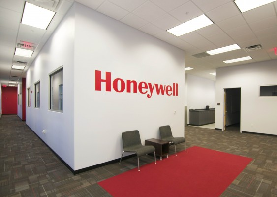 Honeywell Expansion Interior Reception