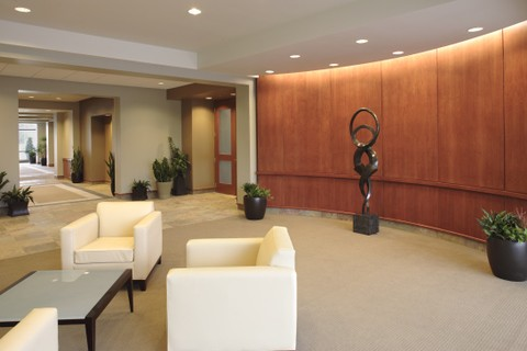 Independence Corporate Park Building 7 Lobby