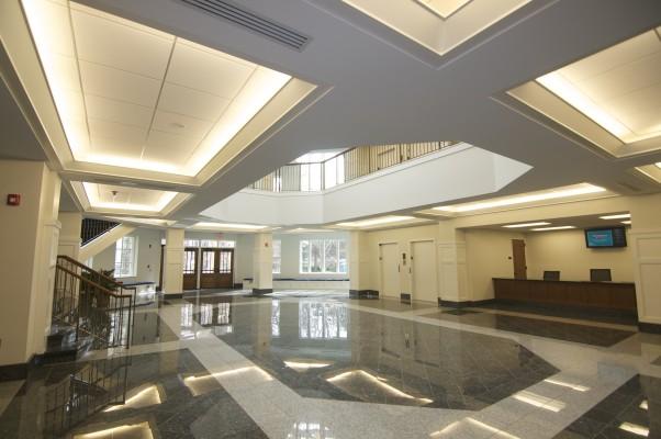 Myers Park Presbyterian Church Lobby