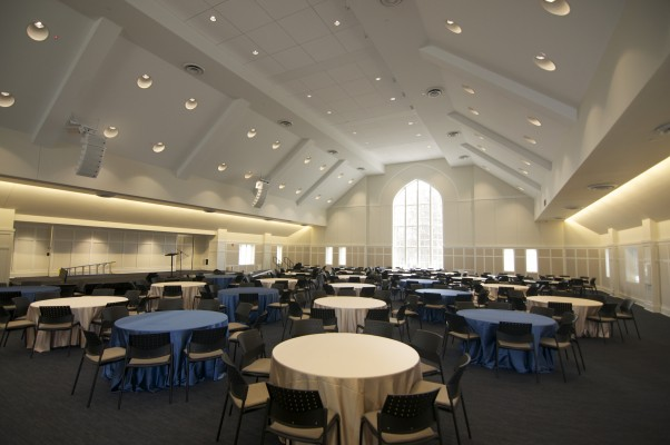Myers Park Presbyterian Church Reception Hall