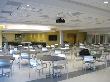 NC National Guard Cafeteria