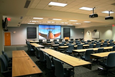 NC National Guard Conference Room
