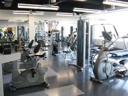 NC National Guard Fitness Center