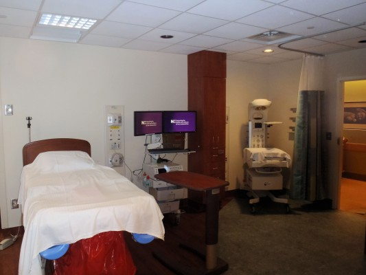 Novant Matthews Medical Center Room