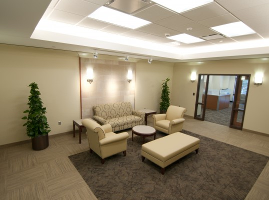 Piedmont Federal Savings Bank Lobby