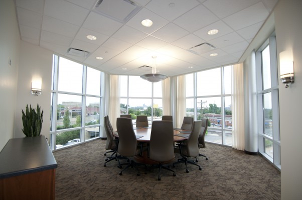Piedmont Federal Savings Bank Boardroom