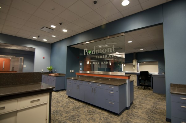 Piedmont Federal Savings Bank Reception Area