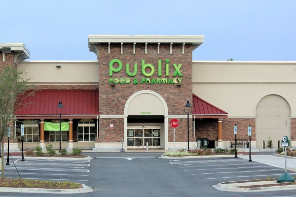 Publix Ballantyne Full Building Exterior Shot