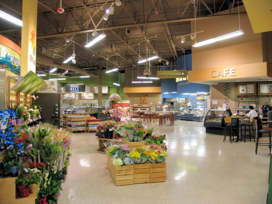 Publix Ballantyne Interior Produce Section
