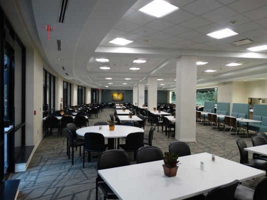 SAS Building T Dining Renovation