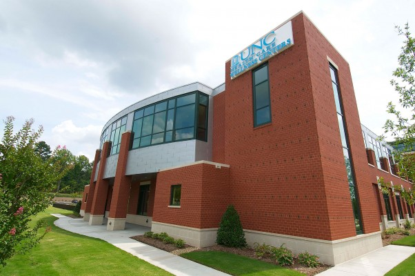 UNC Amberly Wellness Center Exterior Shot