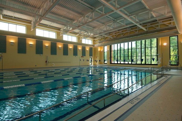 UNC Amberly Wellness Center Pool