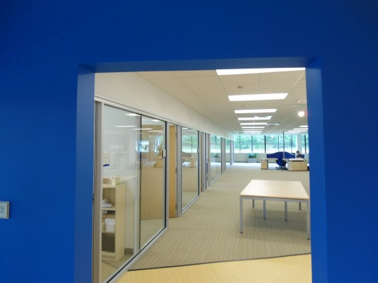 VACON Phase I Renovated Workspace