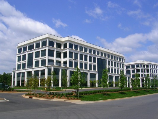 Whitehall Corporate Center Exterior