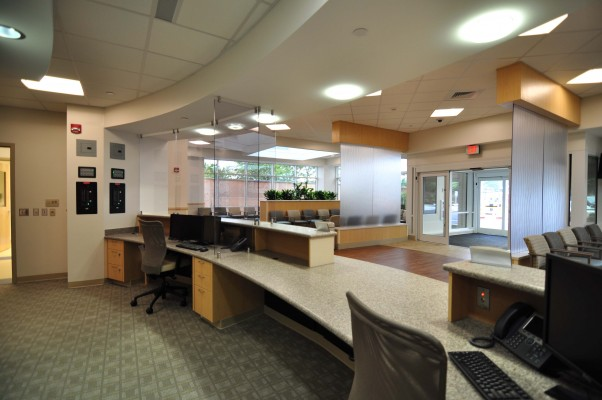 Wilkes Regional Medical Center Reception