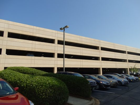 Lake Point Parking Deck